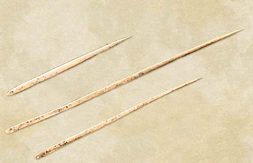 5.Needles made of bone - Palaeolithic Age